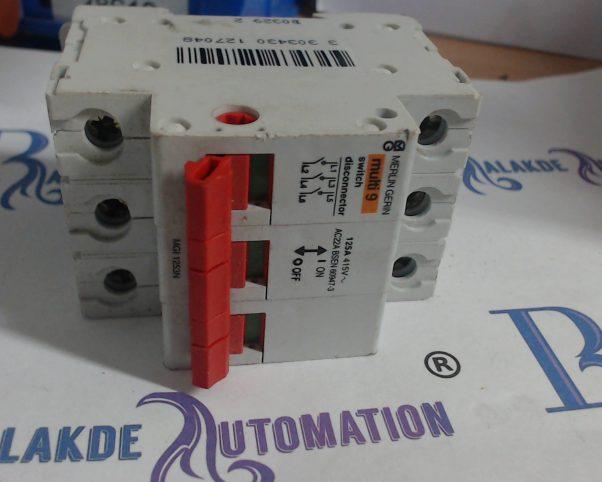 SIEMENS 5SX21 C50 Circuit Breaker 50A 1-Pole 230//400V
